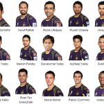 Kolkata Knight Riders Team Squad 2017 Official List of Players KKR IPL 10